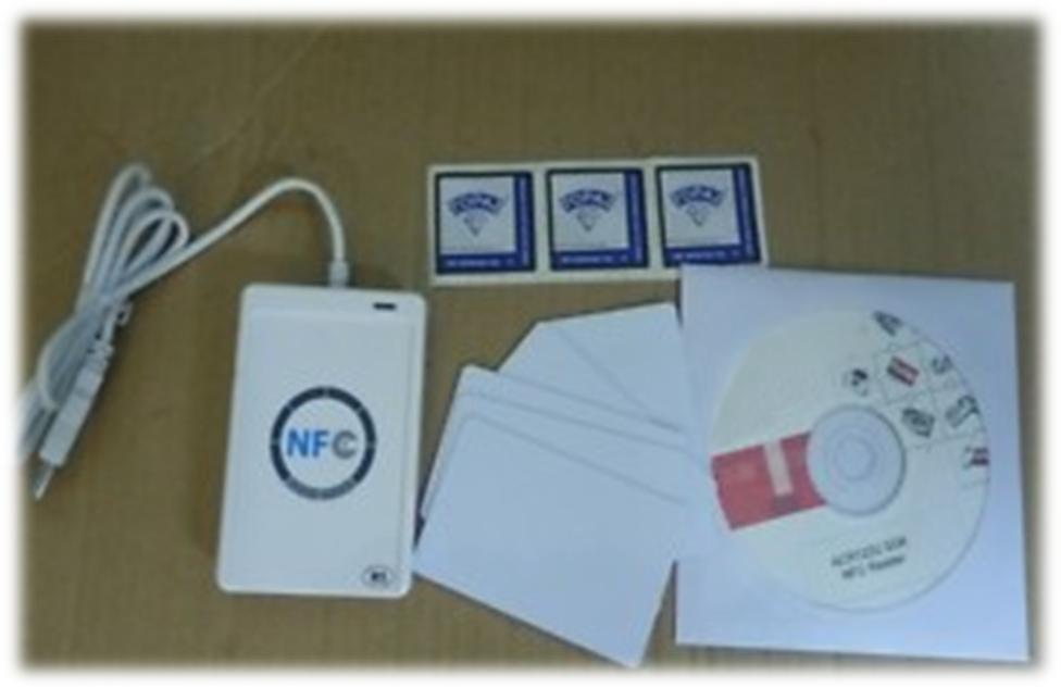 NFC Tag Development Kit